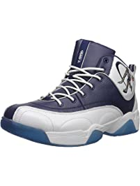 AND1 Mens Coney Island Classic Basketball Shoe