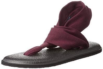 Amazon.com: Sanuk Yoga Sling 2 Metallic Womens Sandal (7 B ...