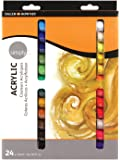 Daler Rowney 12ml Simply Acrylic Set (Pack of 24)