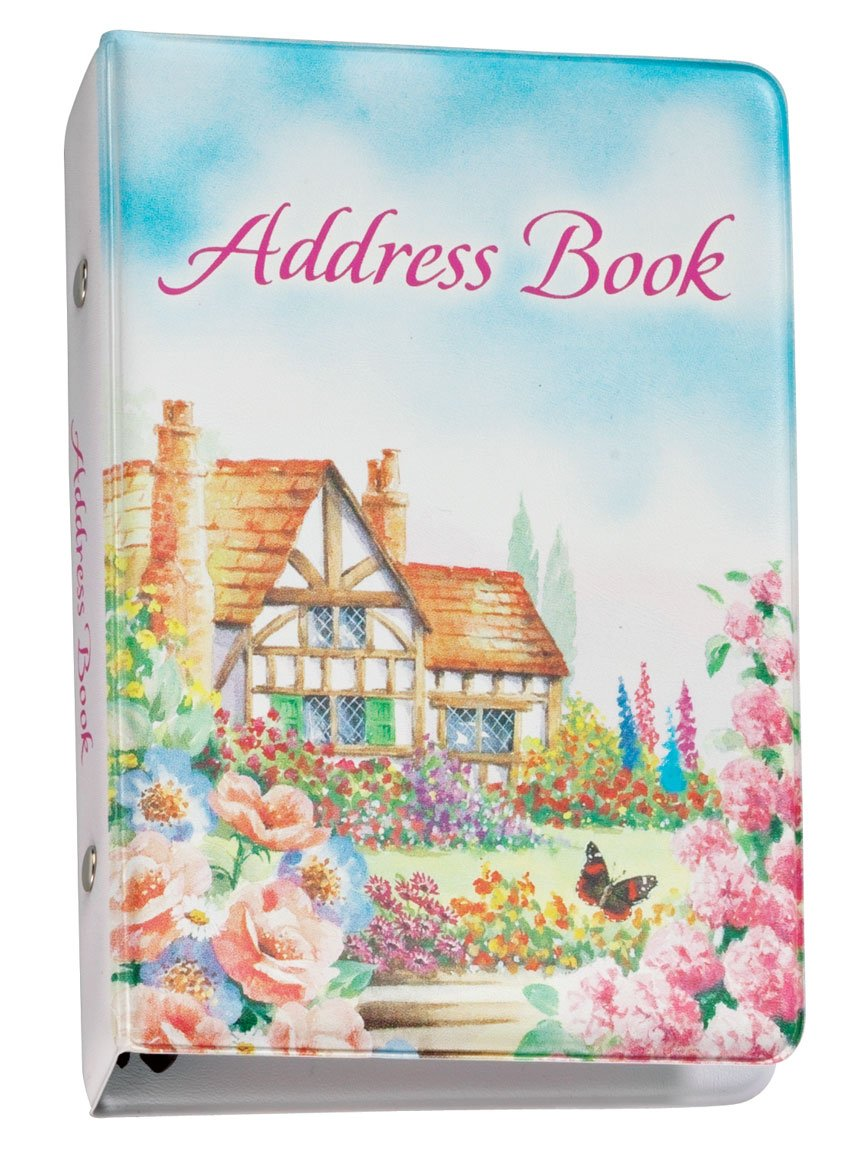 WalterDrake Cottage Address Book