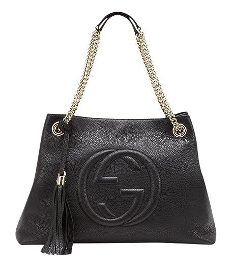 fc6589c1 Gucci Soho 308982 Black