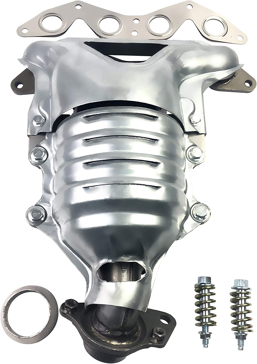 Exerock 674-608 Manifold with Catalytic Converter Com Integrated In a popularity Max 55% OFF