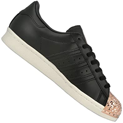 adidas superstar 80s metal noir