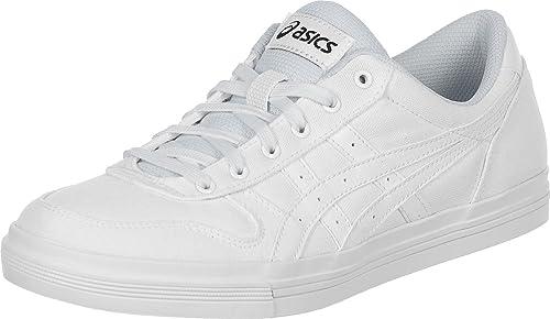ASICS AARON GS BLACK Unisex Scarpe da Ginnastica Basse Lacci da scarpe sneakers