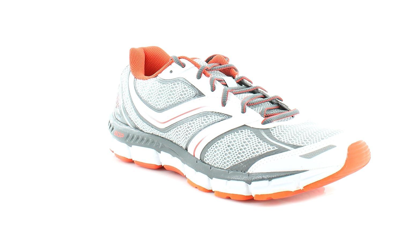 ASICS NEW Mens 361 Volitation Running Shoes Silver/White/Cherry sz 9 M B013IP5KBM