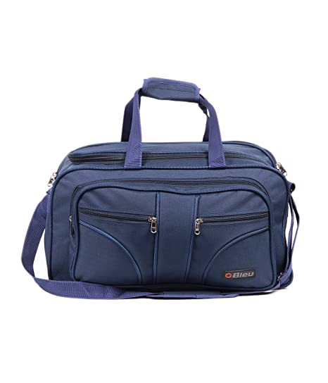 Bleu Polyester 53.34 cms Blue Travel Duffle (TB-509)  Amazon.in  Bags 00e11806eb56b