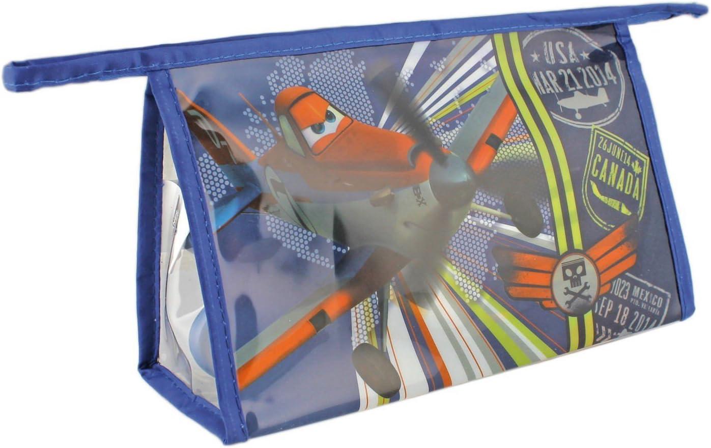 Planes - Neceser + kit de higiene infantil de planes