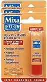 Mixa Intensif Peaux Sèches - Soin des Lèvres Réparateur - 4.7 ml - Lot de 3