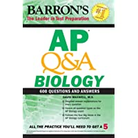 AP Q&A Biology: With 600 Questions and Answers