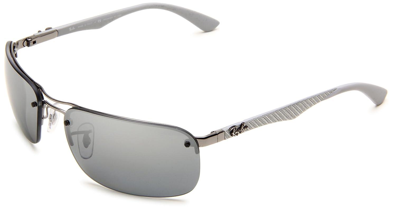 Ray-Ban Gafas de Sol MOD. 8310 SOLE004/82 Gris: Amazon.es: Ropa y accesorios