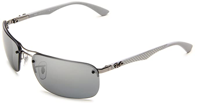 afcd96c9f7 Ray-Ban Sunglasses (RB 8310 004 82 63)  Ray-Ban  Amazon.co.uk  Clothing
