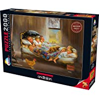 Perre Group Home Sweet Home Jigsaw Puzzle (2000-Piece)