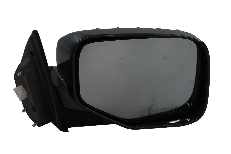 Genuine Honda Parts 76200-SJC-A11ZH Honda Ridgeline Right Side Nimbus Gray Metallic Door Mirror Assembly