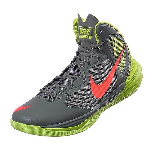 buy popular a7c9f dfdb2 Nike Prime Hype DF Dual Fusion Phylon Men's Basketball Shoes ...