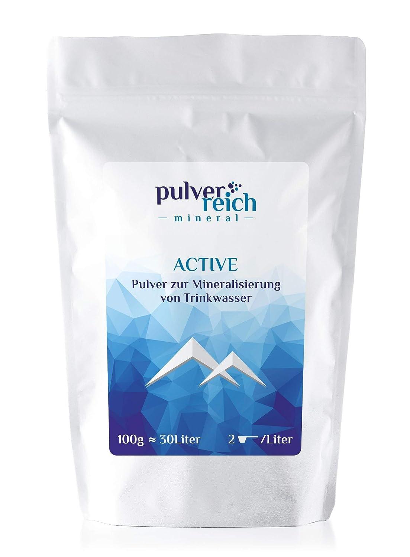 Pulverreich Active - Elektrolyte pur für Sport und Reisen ...