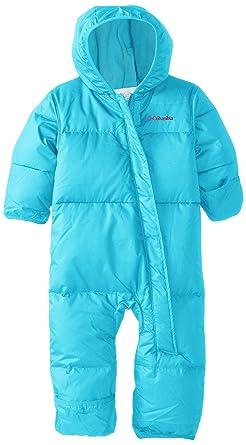 8bdbbc4dd Amazon.com: Columbia Snuggly Bunny Bunting Snowsuit: Clothing