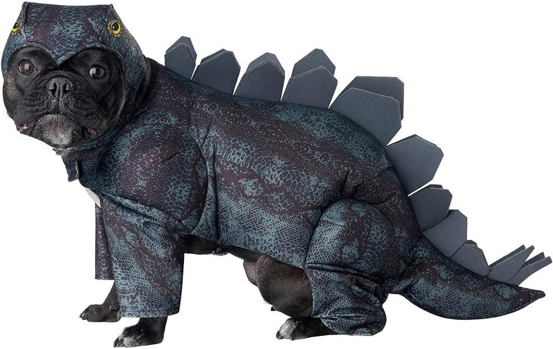 California Costumes Pet Stegosaurus Dog Costume Costume