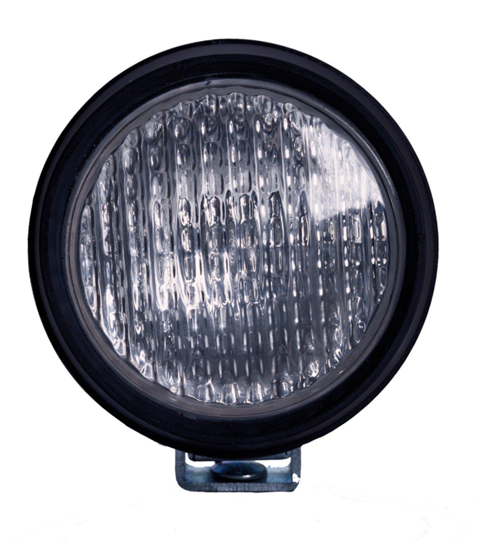 HELLA H15986001 Rubber Halogen 43/4 inch Work Lamp