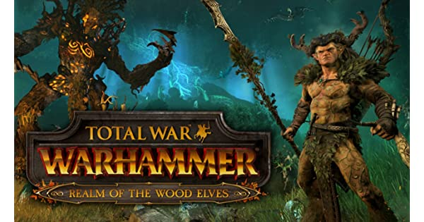 Amazon com: Total War: WARHAMMER - The Realm of the Wood