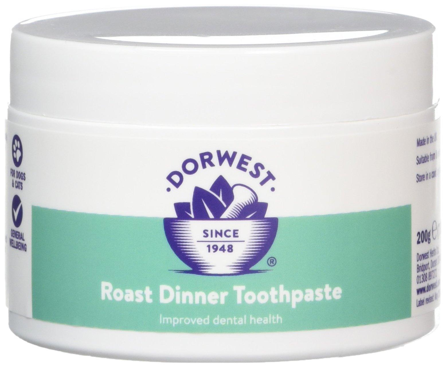 Dentifrice Dîner Rôti, 200g by Dorwest Herbs