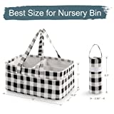 FEIAA Baby Diaper Caddy Organizer for Changing