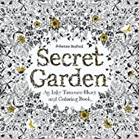 Secret Garden: An Inky Treasure Hunt