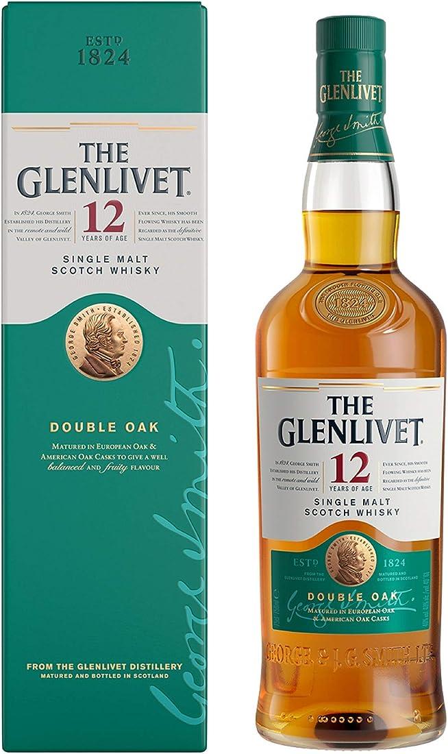 The glenlivet 12 a. 8510005 whisky, cl 70 ast. B00CKL4R24