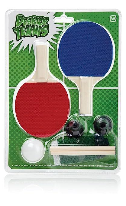 NPW USA Desktop Ping Pong/Table Tennis Set  sc 1 st  Amazon.com & Amazon.com: NPW USA Desktop Ping Pong/Table Tennis Set: Pong Games ...