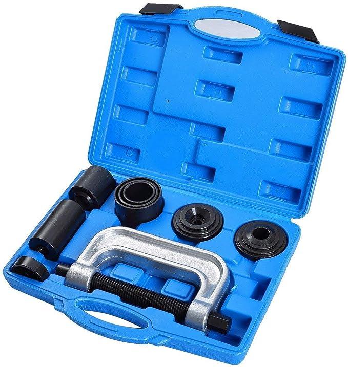 per auto a 2 e 4 ruote motrici DASBET con valigetta kit 4 in 1 per estrazione e riparazione di snodi sferici