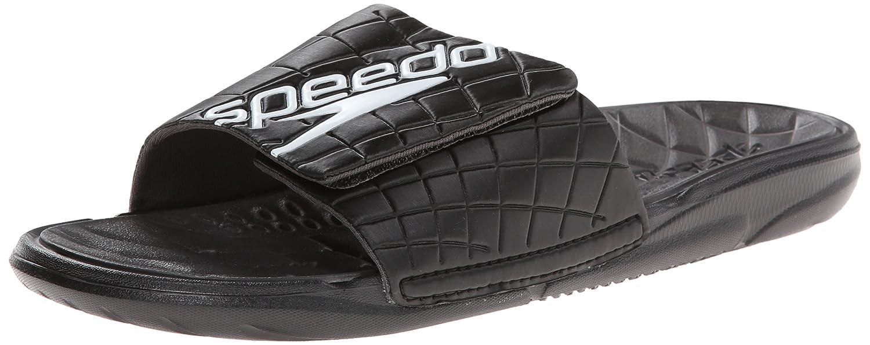 Amazon.com   Speedo Men's Exsqueeze Me Rip Slide All-Purpose Slide   Sandals