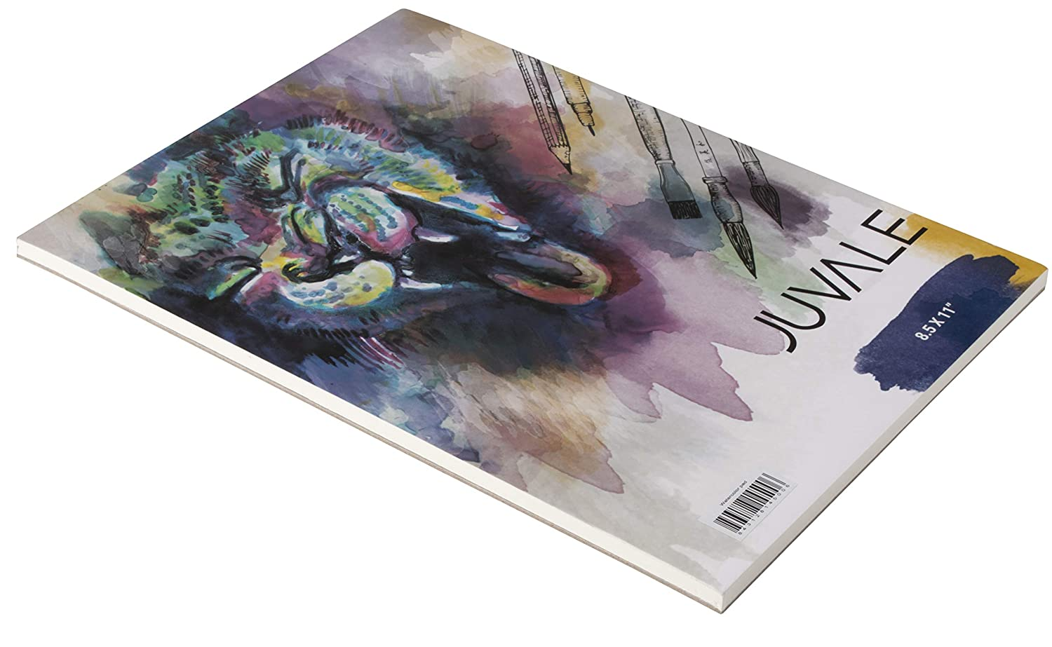 Watercolor Book 8.5 x 11 Inches Painting Paper Wet Media Student 3-Pack A4 Watercolor Paper Art Pad for Acrylic for Artist Hobby Painter 20 Sheet Watercolor Watercolor Pad 5.3 OZ Kid