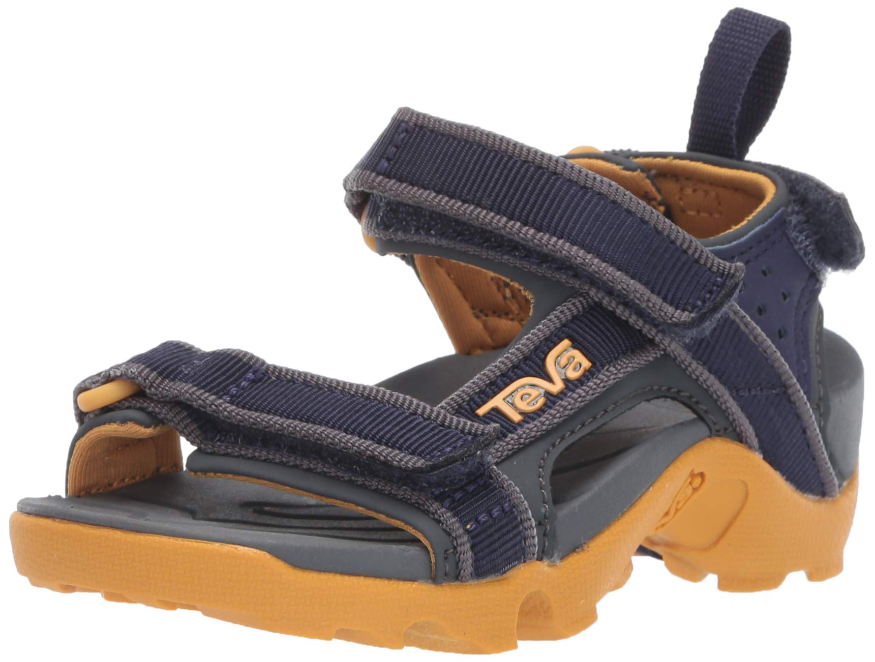 Teva Boys' T Tanza Sport Sandal Eclipse 10 Medium US Toddler by Teva