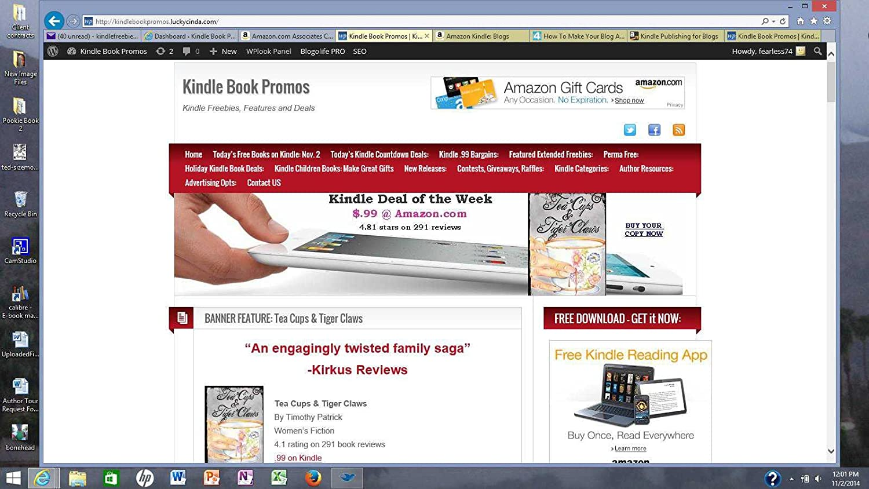 Amazon Com Kindle Book Promos Luckycinda Laura Dobbins