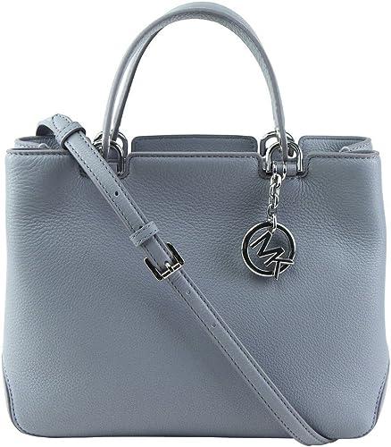 ea600e5bc03b Amazon.com  MICHAEL Michael Kors Women s Anabelle Medium Top Zip Tote  Lilac Silver  Shoes