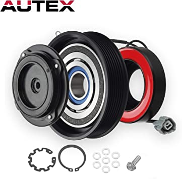 AC A//C COMPRESSOR CLUTCH KIT PULLEY COIL FITS: 2006 Element 4 CYL 2.4L