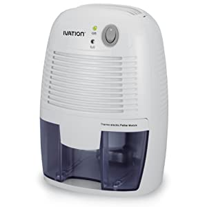 Ivation<sup>™</sup> Thermo-Electric Dehumidifier 1-Pint Peltier Technology width=