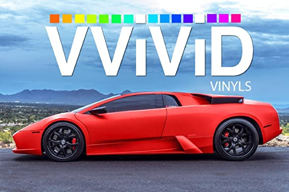 1ft x 5ft Black Satin Chrome Conformable Stretch Vinyl Wrap Roll with VViViD XPO Air Release Technology