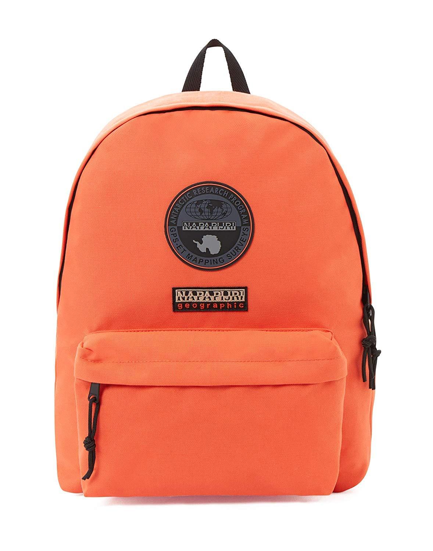 napapijri Mochila Voyage naygos Naranja Orange Laptop Escuela excursiones: Amazon.es: Oficina y papelería
