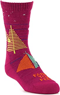 product image for Farm to Feet Everyday Forest Lightweight Crew Socks