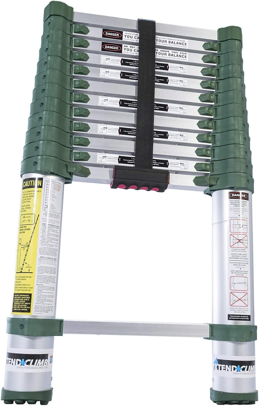 Xtend & Climb Pro Series 780P+ Telescoping Ladder