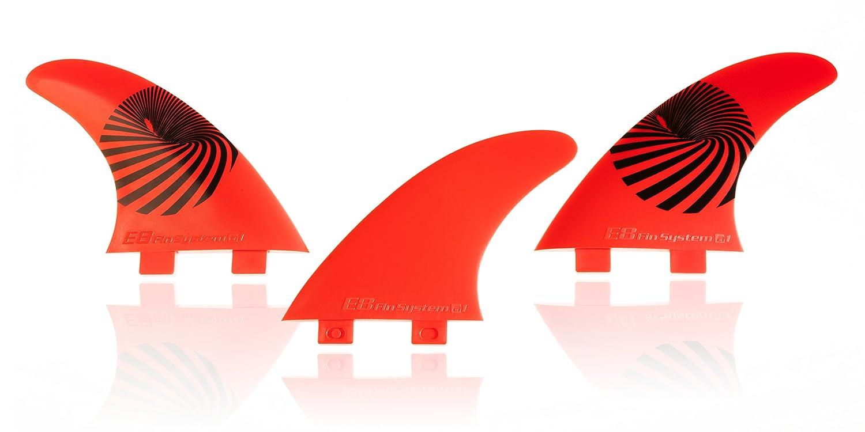 QUILLA Surf FCS Compatible Tri-Set A1 Composite 50% Fibra DE Vidrio. Sistema Fusion Equivalente AM1. Talla L: Amazon.es: Deportes y aire libre