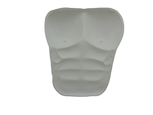 Amazon.com: Foam Man Muscle Chest 6 Pack Abs Adult Costume Prop New: Clothing