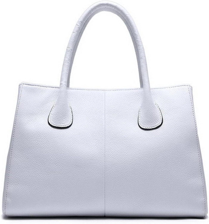 Shining4U Handbags Famous Brands Women Bag Genuine Leather Handbag Tote Bag Real Leather Lady Handbag Chic