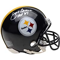 "$149 Get Joe Greene Pittsburgh Steelers Autographed Riddell Mini Helmet with""HOF 87"" Inscription - Fanatics Authentic Certified"