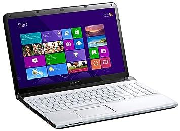 Sony VAIO 768Pixeles Color Blanco, Procesador Intel Core i3, 2.4 GHz, 15.5 Pulgadas, HDD 640 GB, RAM 4 GB, Color Blanco (reacondicionado Certificado): ...