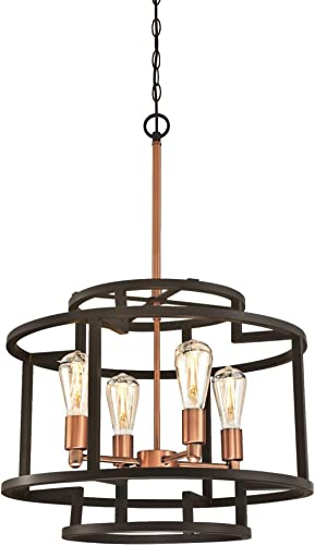 Cognac 8 Lights K9 Crystal Chandelier Modern Luxurious Light Candle Pendant Lamp Ceiling Living Room Lighting for Dining Living Room Bedroom Hallway Entry 31×28 Inch Gifts Cognac Color