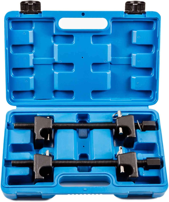 Heavy Duty Macpherson Strut Spring Compressor Powerful Automotive Shock Tools Coil Spring Compressor Strut Remover Installer Tool