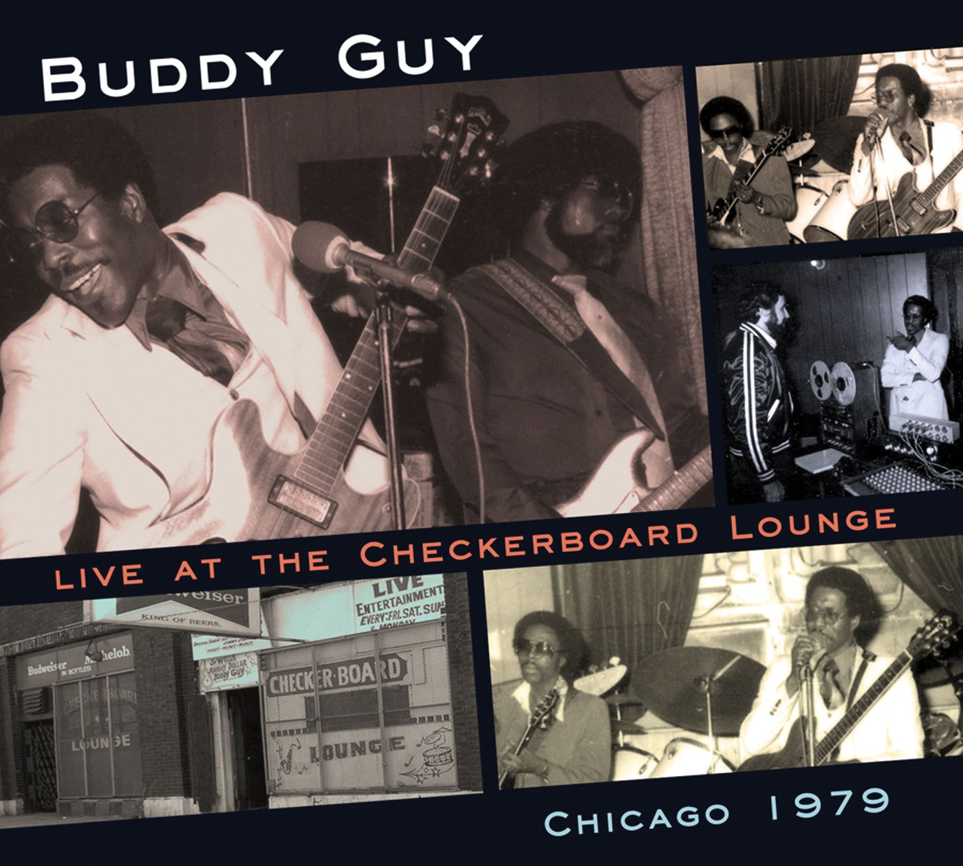Live At The Checkerboard Lounge: Chicago 1979 by JSP