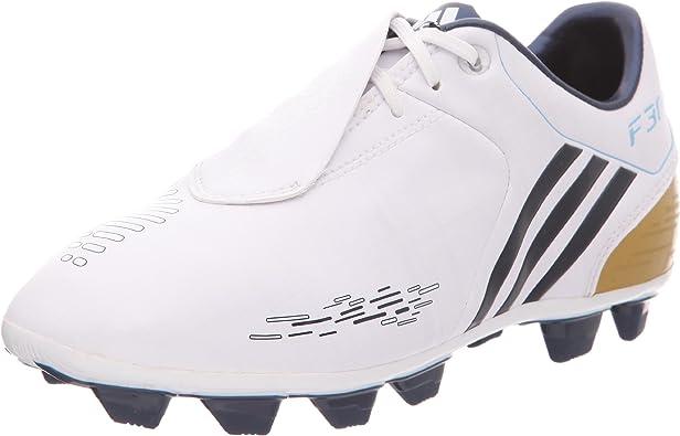 Adidas F30 I, J TRX FG Botas de fútbol para niño, Blanco ...
