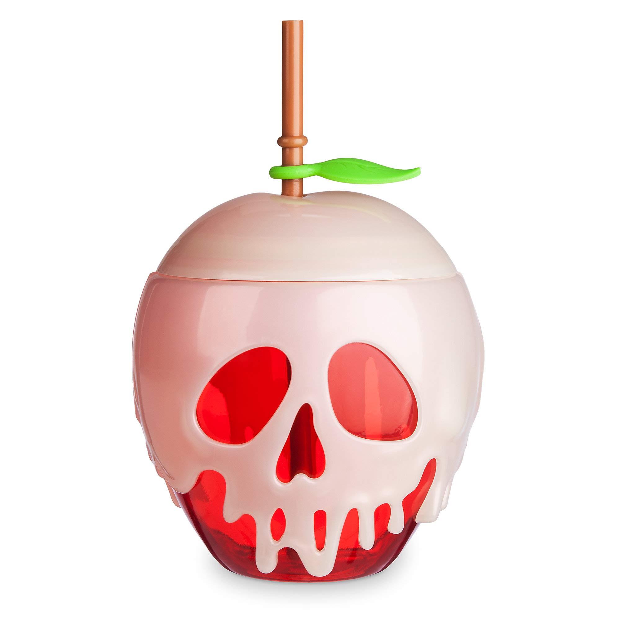 Disney Snow White Poisoned Apple Tumbler with Straw - Oh My Disney MUTLI by Disney
